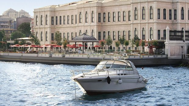 Four Seasons Hotel Istanbul at the Bosphorus — Istanbul, Turkey