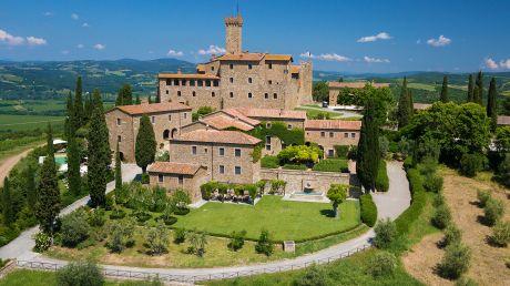 Castello Banfi Il Borgo - Montalcino, Italy