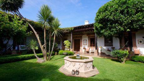 Hotel Casa de la Real Aduana Boutique Hotel - Patzcuaro, Mexico