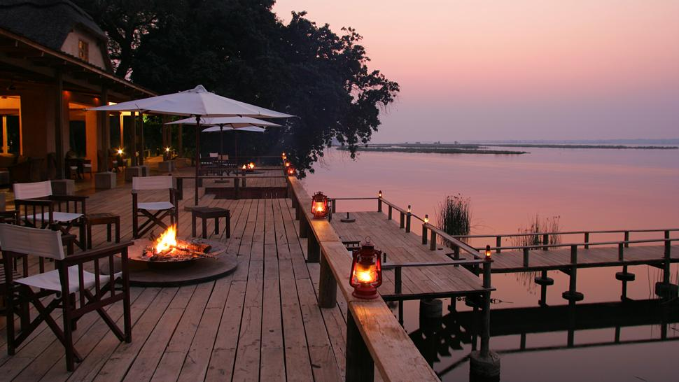 Royal Zambezi Lodge - Lower Zambezi National Park, Zambia
