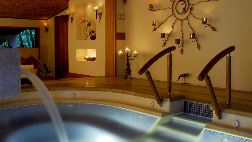 Tabacón Grand Spa Thermal Resort — La Fortuna, Costa Rica