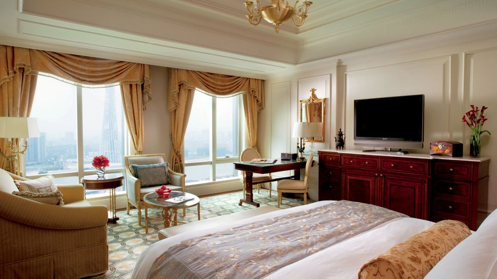 The Ritz-Carlton, Guangzhou - Guangzhou, China