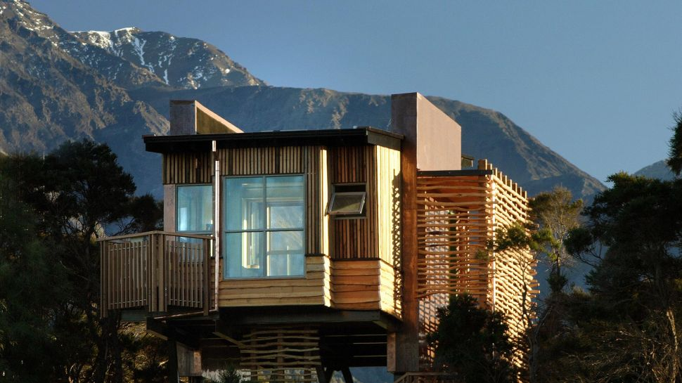 Hapuku Lodge & Tree Houses — Kaikoura, New Zealand