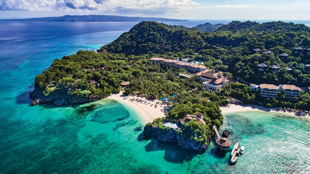 Best Beach Hotel: Shangri-La's Boracay Resort & Spa