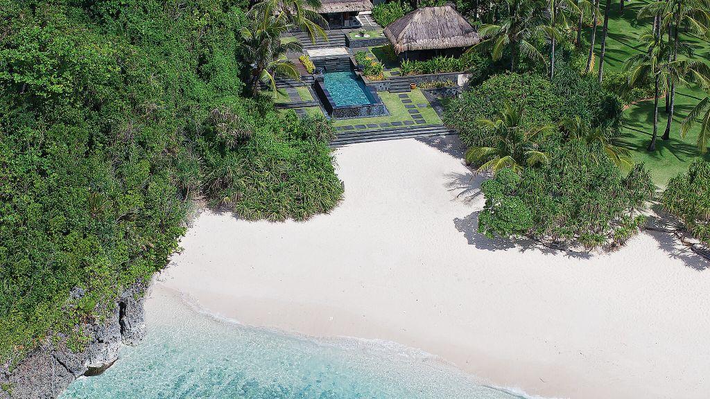 Shangri-La's Boracay Resort & Spa - Boracay Island, Philippines