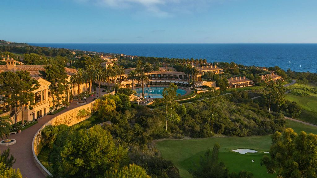The Resort At Pelican Hill Greater Los Angeles California