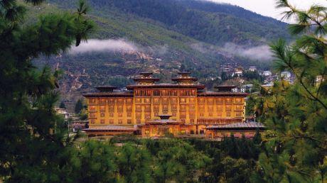 Taj Tashi Thimphu, Bhutan - Samten Lam, Bhutan