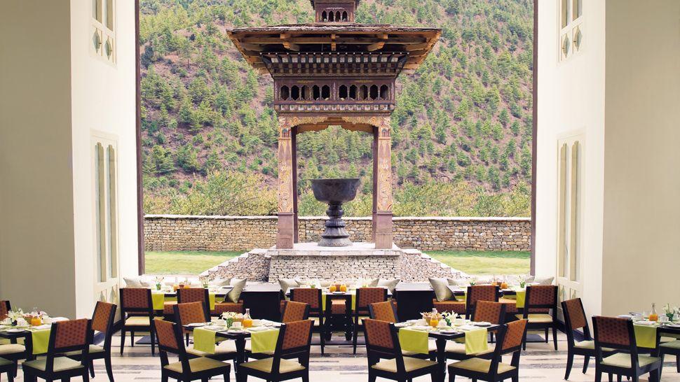 Taj Tashi Thimphu Bhutan Thimbhu Western Bhutan