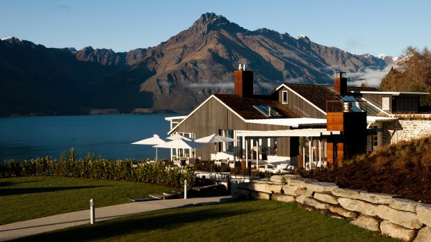 Matakauri Lodge — Queenstown, New Zealand
