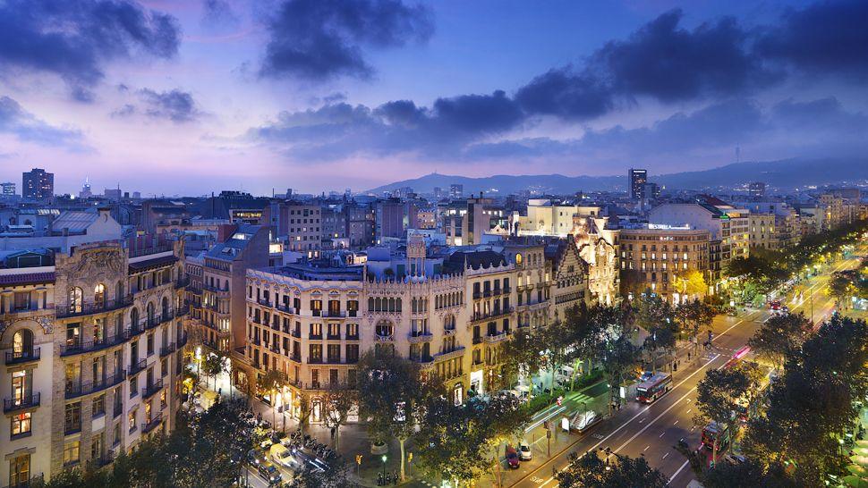 Mandarin Oriental, Barcelona — Barcelona, Spain