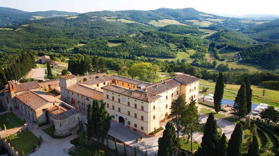 Hotel Castello di Casole - Casole d'Elsa, Italy