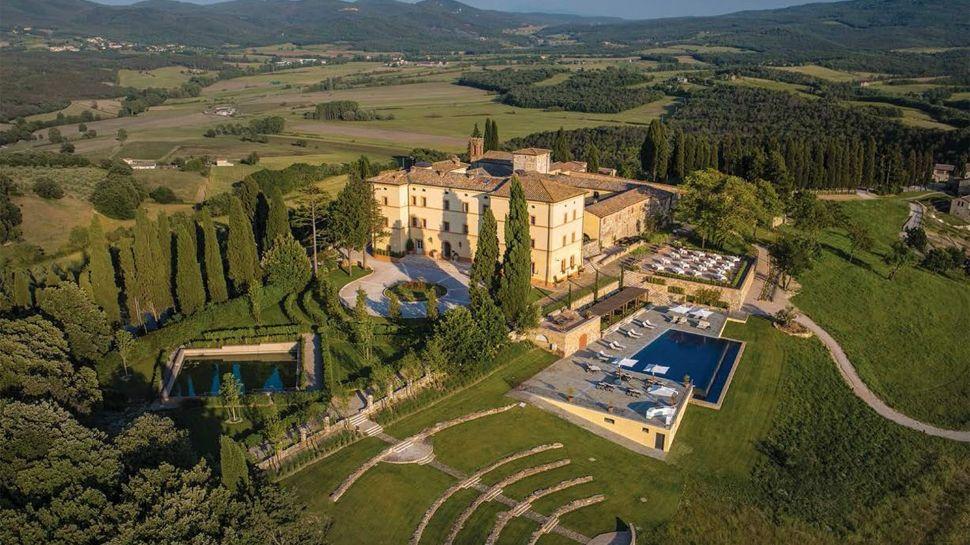 Hotel Castello di Casole — Casole d'Elsa, Italy