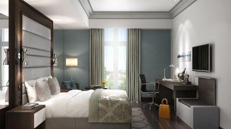Hotel Royal Savoy Lausanne - Lausanne, Switzerland
