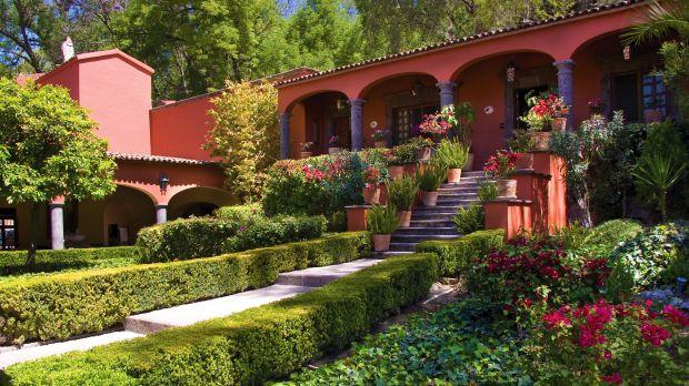 Belmond Casa de Sierra Nevada — San Miguel de Allende, Mexico