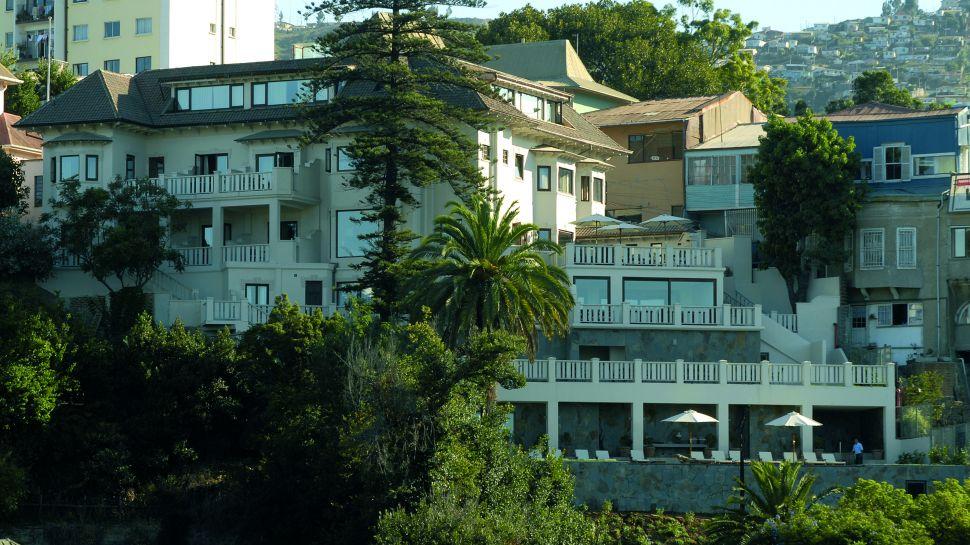 Hotel Casa Higueras — Valparaíso, Chile