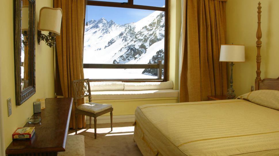 Hotel Portillo — Las Condes, Chile