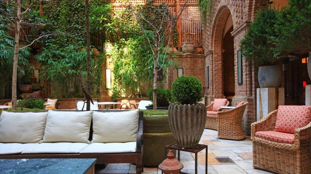 The Greenwich Hotel, Best Restaurants and Hotels in New York