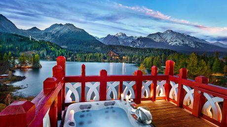 Grand Hotel Kempinski High Tatras - Štrbské Pleso, Slovakia