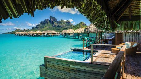 Four Seasons Resort Bora Bora Bora Bora French Polynesia