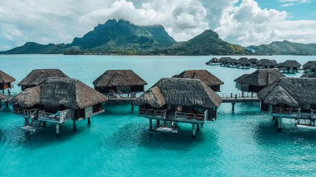 Four Seasons Resort Bora Bora Bora Bora French Polynesia