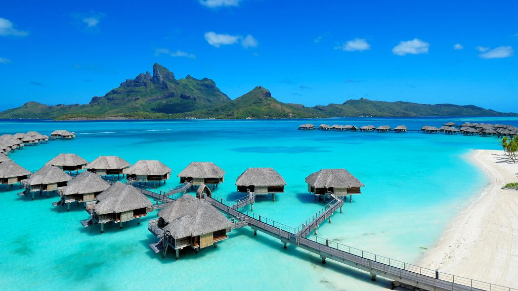 Four Seasons Resort Bora Bora - Bora Bora, French Polynesia