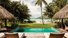 Villa Beach view