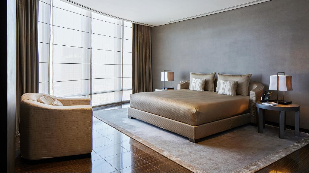 Armani Hotel Dubai Dubai United Arab Emirates Interesting Hotel With Separate Bedroom Decor Remodelling