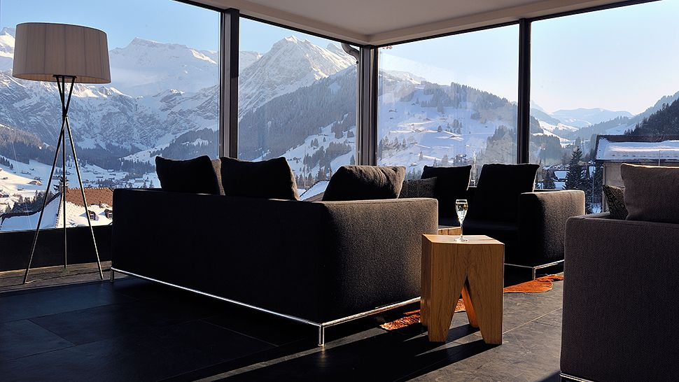 The Cambrian — Adelboden, Switzerland