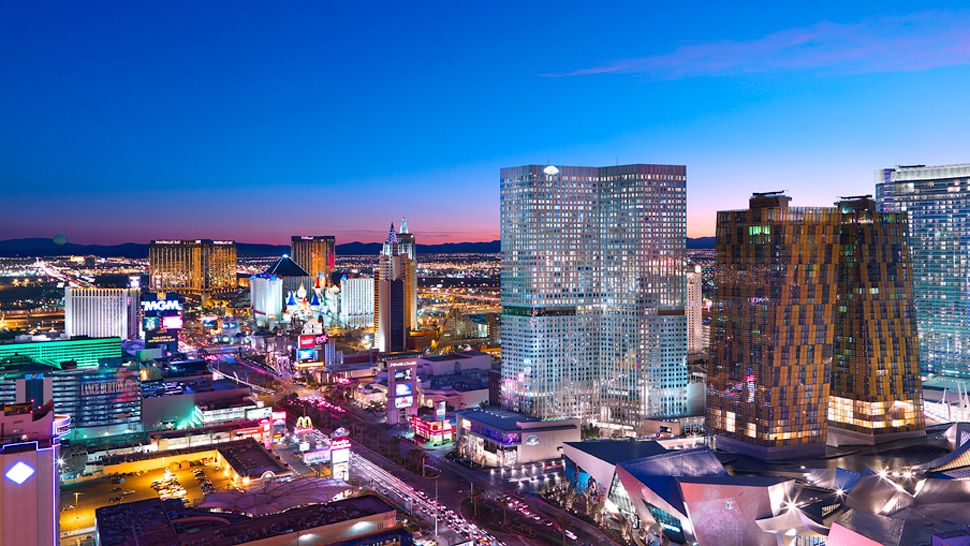 Mandarin Oriental, Las Vegas, Nevada, United States 10 Most Beautiful Places In The World For Honeymoon