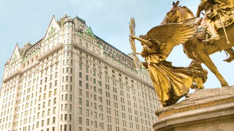The Plaza Hotel - Central Park South, United States