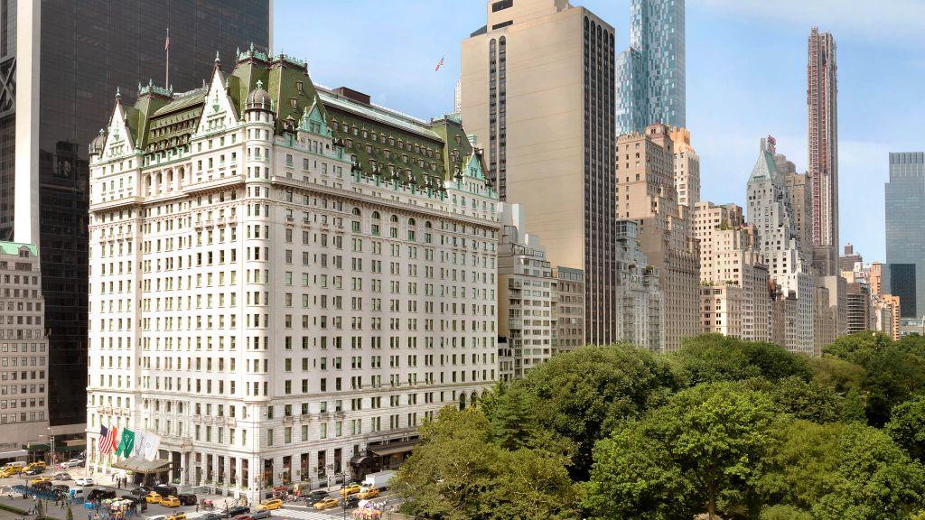 The Plaza Hotel New York City New York