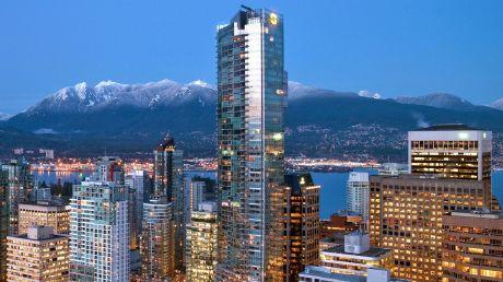 Shangri-La Vancouver - Vancouver, Canada