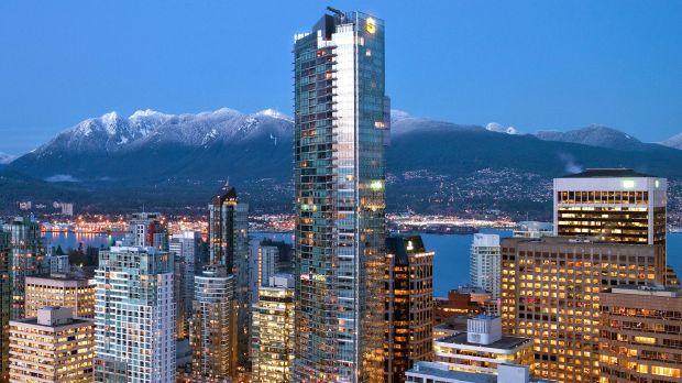 Shangri-La Vancouver — Vancouver, Canada