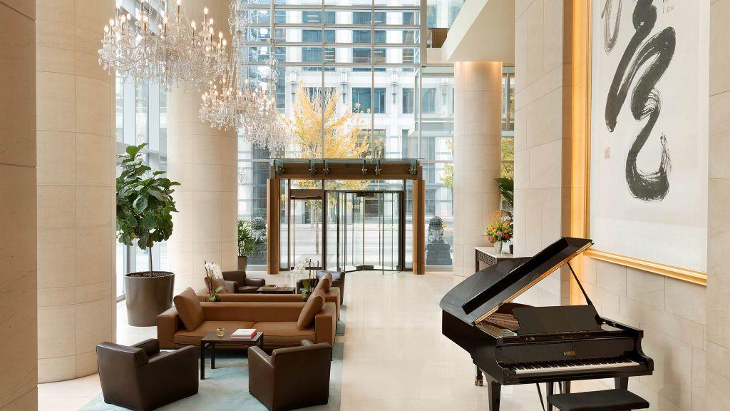 Shangri la vancouver vancouver british columbia for Visa hotel luxury collection