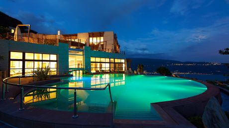 Lefay Resort & SPA Lago di Garda - Gargnano, Italy