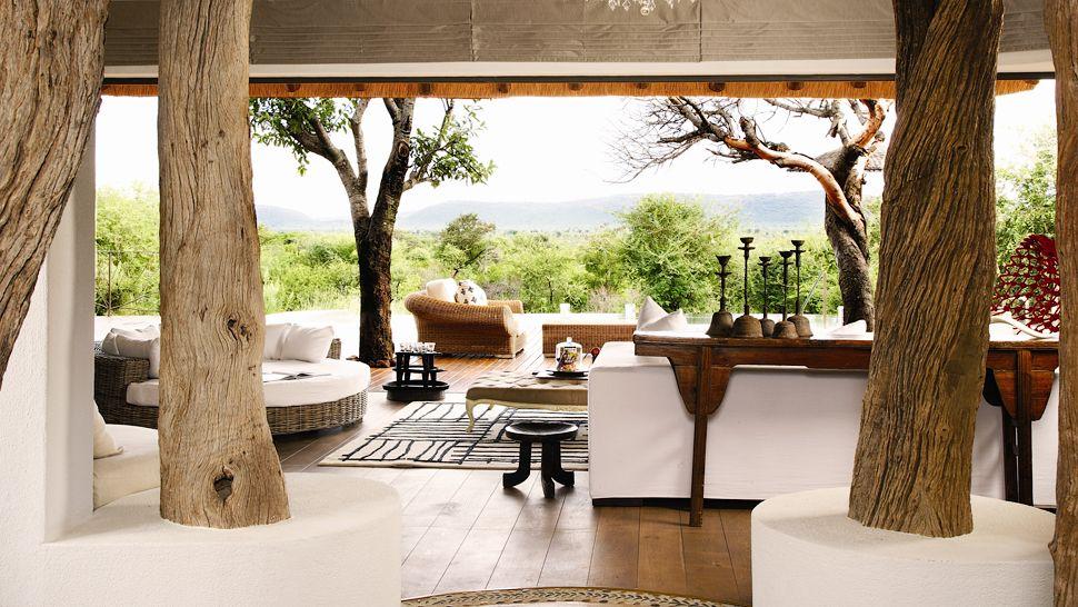 Molori Safari Lodge  North West Province  South Africa