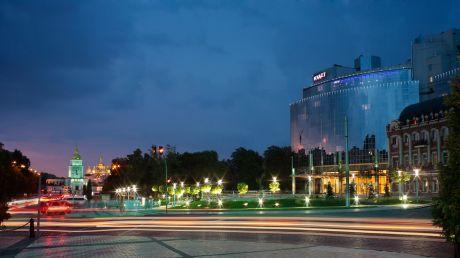 Hyatt Regency Kiev - Kiev, Ukraine