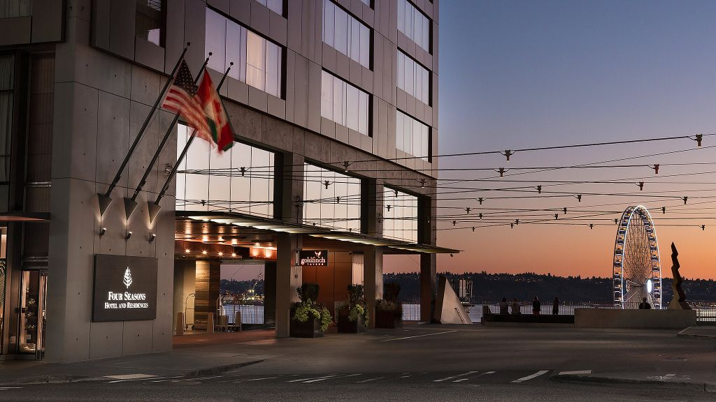 Four Seasons Hotel Seattle, Seattle, Washington