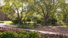 Garden path at Hyatt Regency Lost Pines