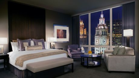 Trump International Hotel & Tower Chicago - Chicago, United States