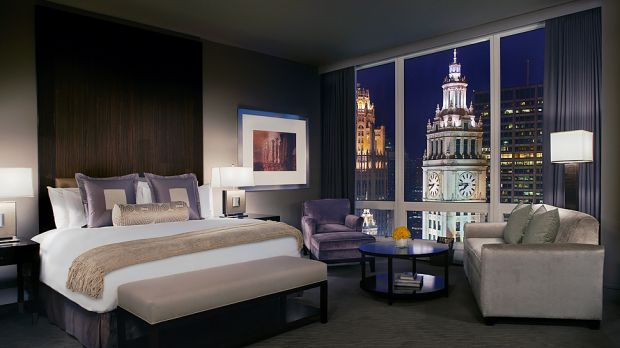 Trump International Hotel & Tower Chicago — Chicago, United States