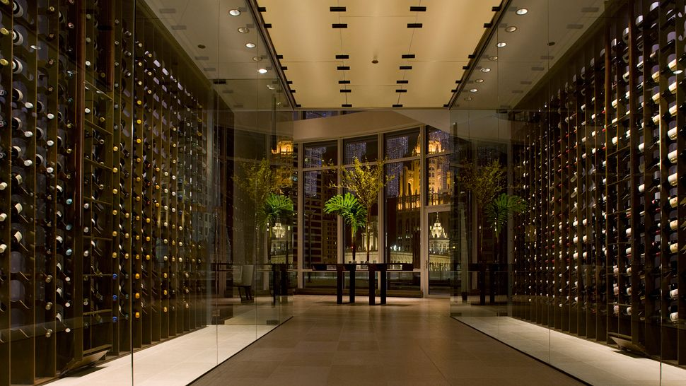 Trump International Hotel Amp Tower Chicago Illinois United States