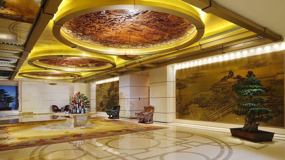 Pangu 7 star hotel beijing beijing china for Top 10 5 star hotels in the world