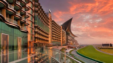The Meydan Hotel - Dubai, United Arab Emirates