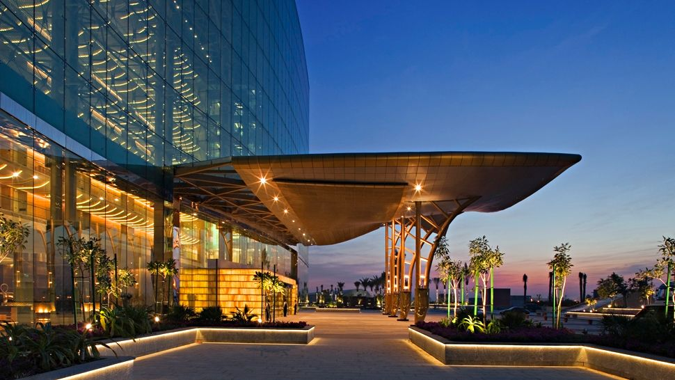 The Meydan Hotel, Dubai, United Arab Emirates
