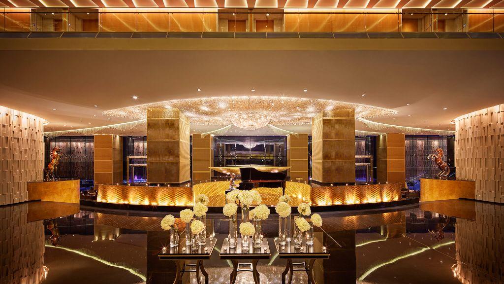 The Meydan Hotel, Dubai, United Arab Emirates on