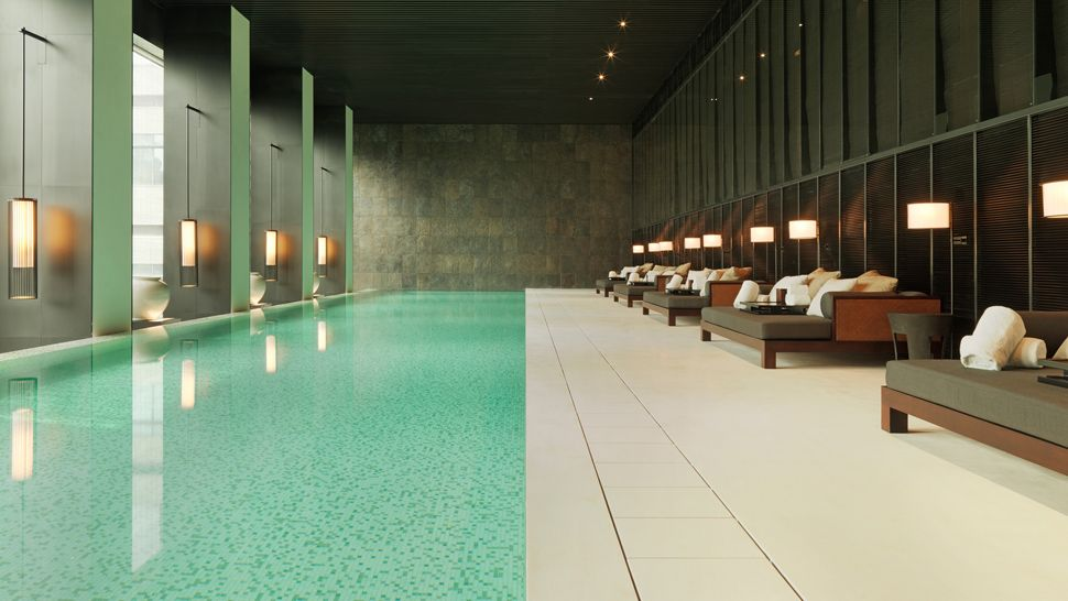 The Puli Hotel And Spa Shanghai China