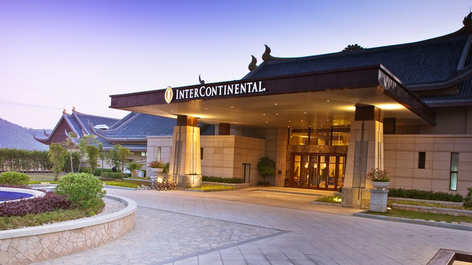 Intercontinental Huizhou Resort - Huizhou, China