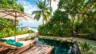 2016 beach villa 01 hd Constance Halaveli, Maldives