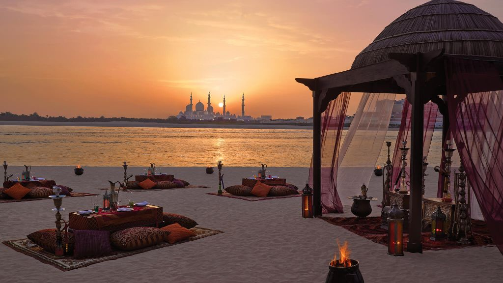 Shangri la hotel qaryat al beri abu dhabi abu dabi for Visa hotel luxury collection